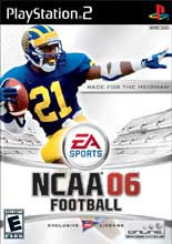 NCAA 2006 Boc Cover
