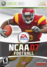 NCAA 2007 Box Cover